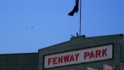 Sun rises on Fenway Park