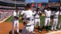 Yankees introduced