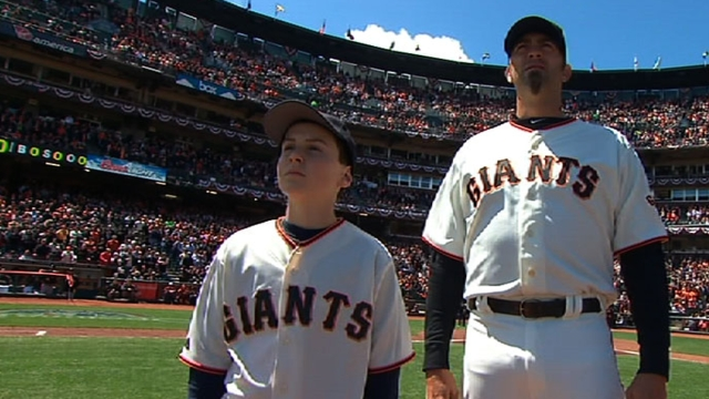 Giants coach Flannery to hold benefit shows for Stow