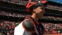Posey&#039;s return to AT&amp;T Park