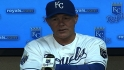 Yost on Hochevar, loss