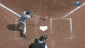 Young's RBI single