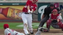 LaRoche's two-run double