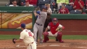 Duda&#039;s two-run dinger