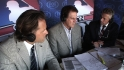 La Russa talks with FOX crew