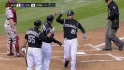 Colvin's two-run homer