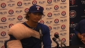 Darvish on his start vs. Twins