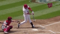 DeRosa's RBI groundout