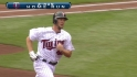 Thomas' two-run homer