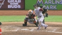 Altuve&#039;s RBI double