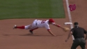 Zimmerman's diving play
