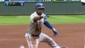Andrus&#039; RBI triple