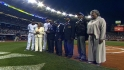 Yankees greet Robinson family