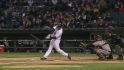 Pierzynski&#039;s solo blast