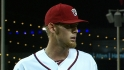 Strasburg&#039;s solid outing
