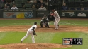 Jones&#039; game-tying homer