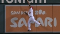 Torii&#039;s leaping catch