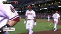 Young's two-run homer