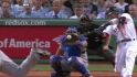Pedroia's two-run shot
