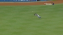 Byrd's diving catch