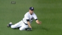 Gardner's diving catch