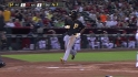 Walker's RBI single