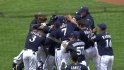 Kottaras&#039; walk-off double