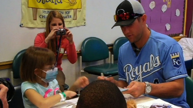 Royals, wives to bring toys to kids at hospital