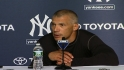 Girardi on CC's start