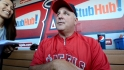 Scioscia on Trumbo's work