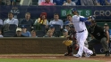 Escobar&#039;s two-run homer