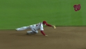 Zimmerman&#039;s diving catch