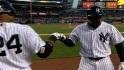 Granderson&#039;s three homers