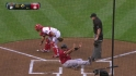 Bogusevic's two-run triple