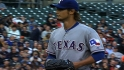 Darvish's solid start