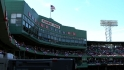 Fenway's ceremonies begin
