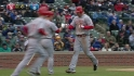 Harris&#039; RBI groundout