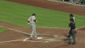 Beltran's RBI single