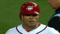 Ankiel's three hits