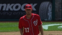 Strasburg's scoreless start