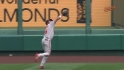 Chavez&#039;s leaping grab
