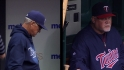 Maddon and Gardy play chess