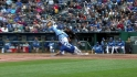 Lawrie steals home