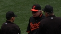 Showalter ejected