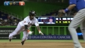 Reyes&#039; triple