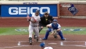 Sandoval&#039;s RBI single