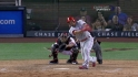 Victorino&#039;s three-run homer