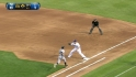 Darvish induces double play