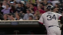 Ortiz's two-run home run
