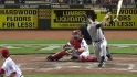 Posey&#039;s two-run shot
